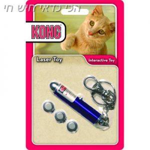 משחק קונג לייזר לחתול