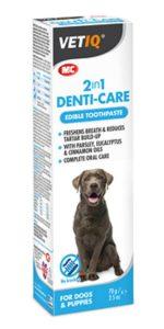 משחת שיניים לכלב