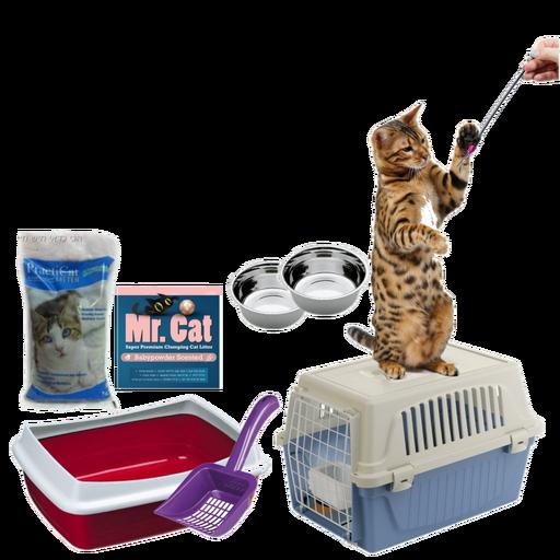 ערכת מאמץ חתול
